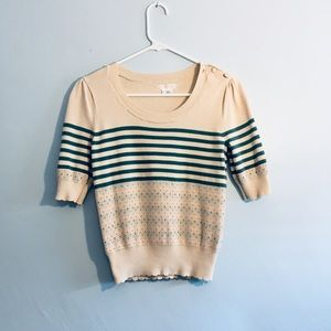 Cooperative|Urban Outfitters Mixed Media Sweater